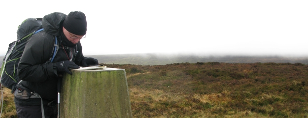 Navigation on the Brecon Beacons, 2012