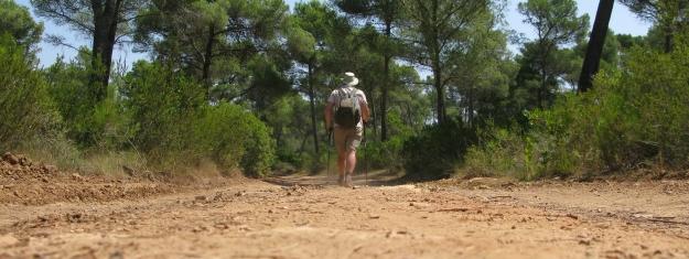 Hiking the Cami de Cavalls, GR223, Menorca. Summer 2014