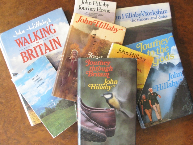 Hillaby books