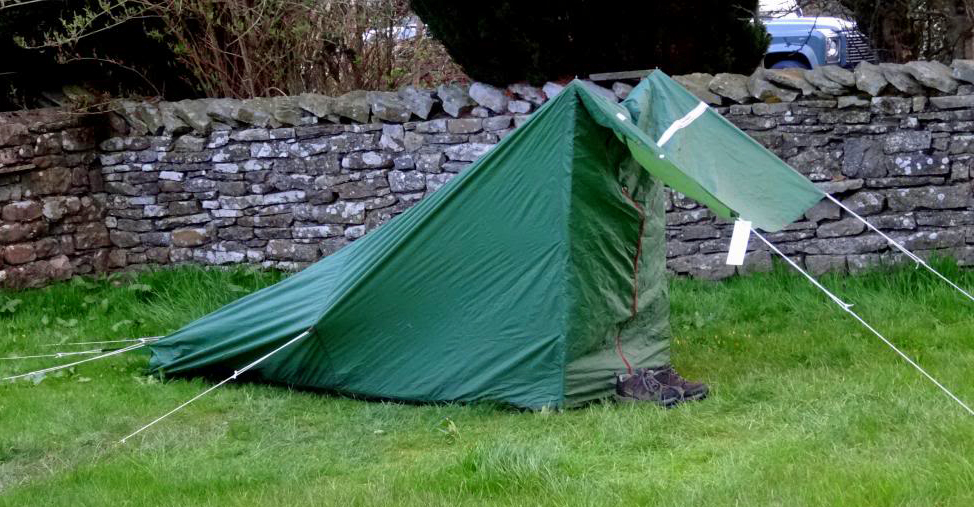 Karrimor Marathon Mk II & Shelter | Three Points of the Compass