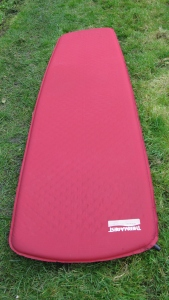 Thermarest Prolite Plus mat. R-Value of 3.8