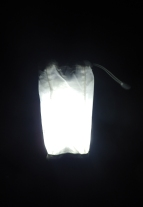 Collapsible lantern from Mont Bell. 4g