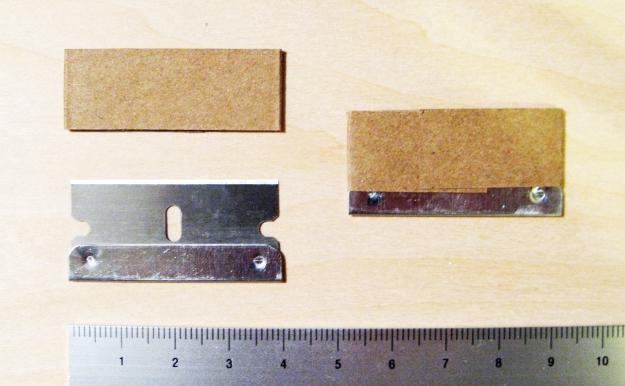 single edge razor blades