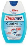 75ml mini bottle of Theramed 'Cool Mint' toothpaste