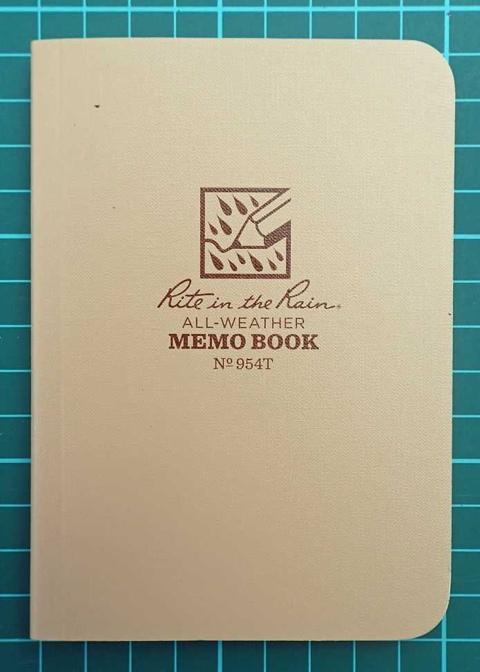 Rite in the Rain All-Weather Memo Book, No. 954T