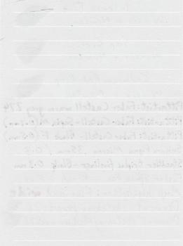 Leuchtturm1917 Whitelines, reverse