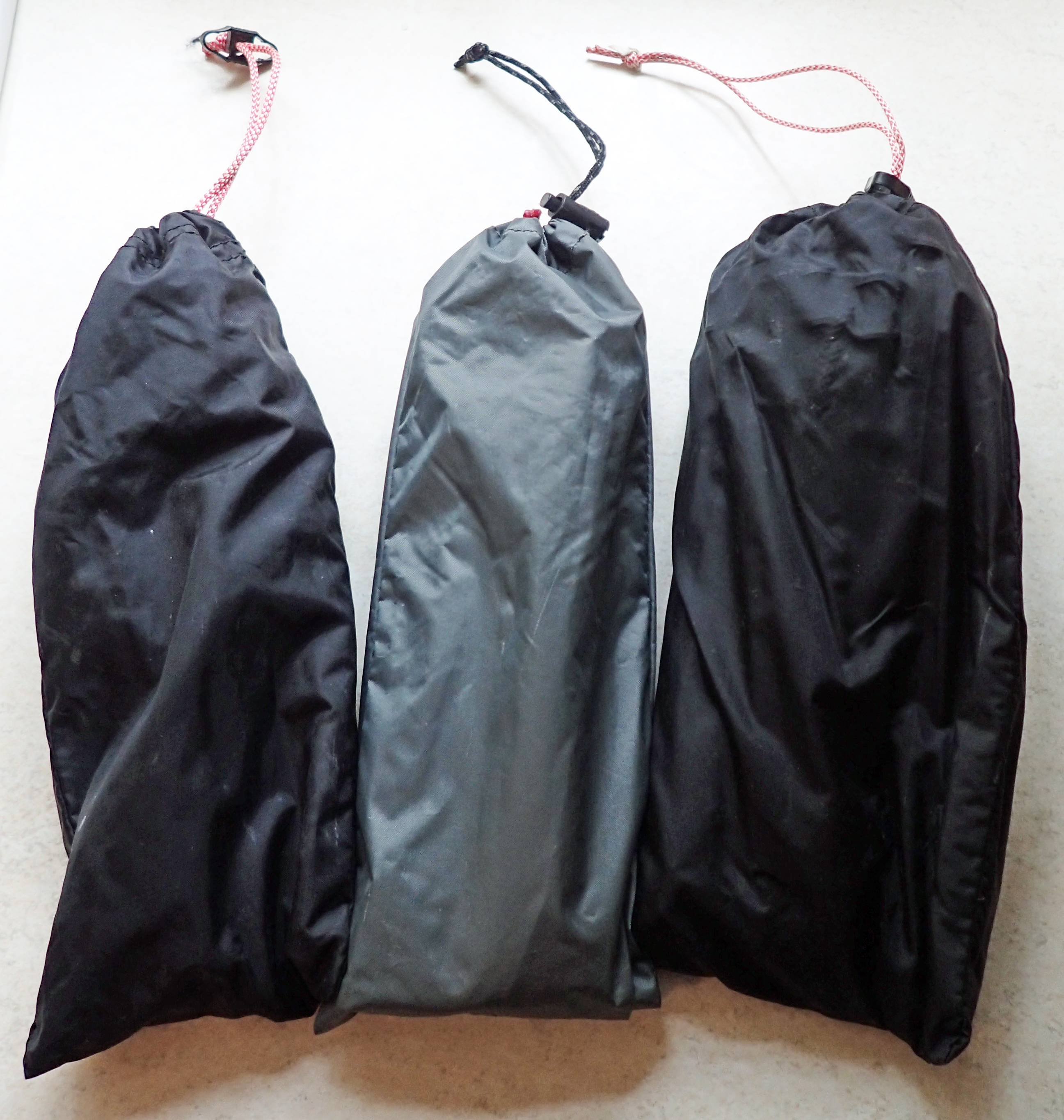 Peg bags & A few grams here a few grams thereu2026 in search of the perfect tent ...