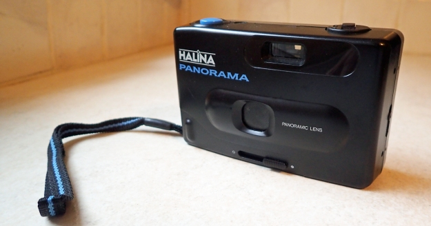 Halina Panorama camera