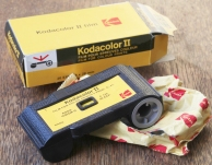 Kodacolor 126 film cartridge