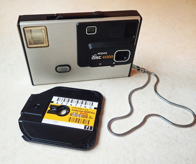 Kodak disc 4000