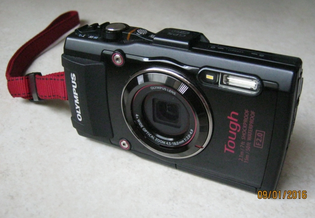 Olympus TG-4 Tough