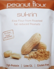 sukin peanut flour- a great source of protein