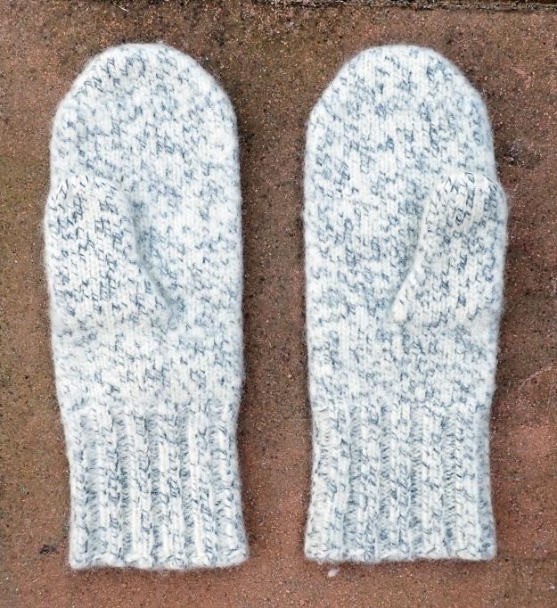 Dachstein woollen mitts