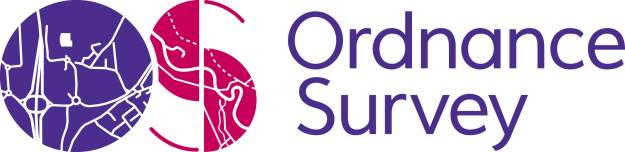 Ordnance Survey logo introduced February 2015