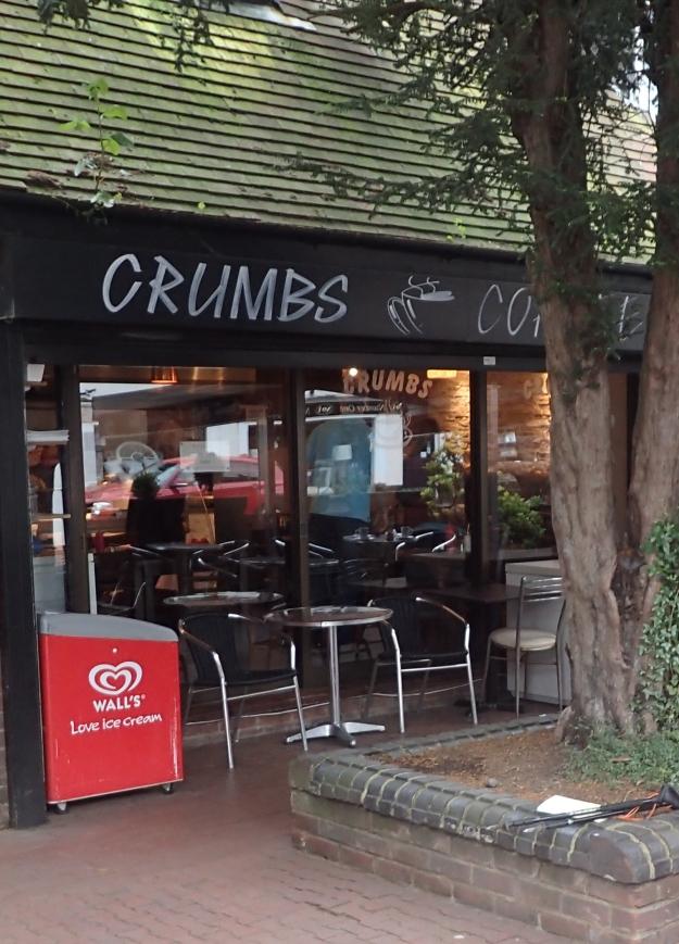 Crumbs in Wendover