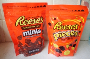 Reece's Minis and Pieces- so, so sweet
