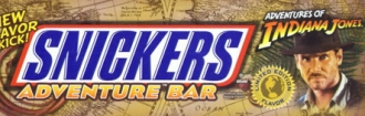 Snickers Adventure Bar