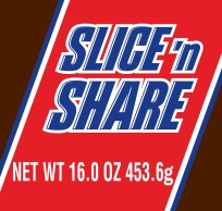 The monstrous Snickers Slice 'n Share