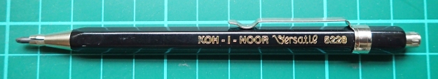 Kol-I-Noor 5228 mechanical clutch leadholder