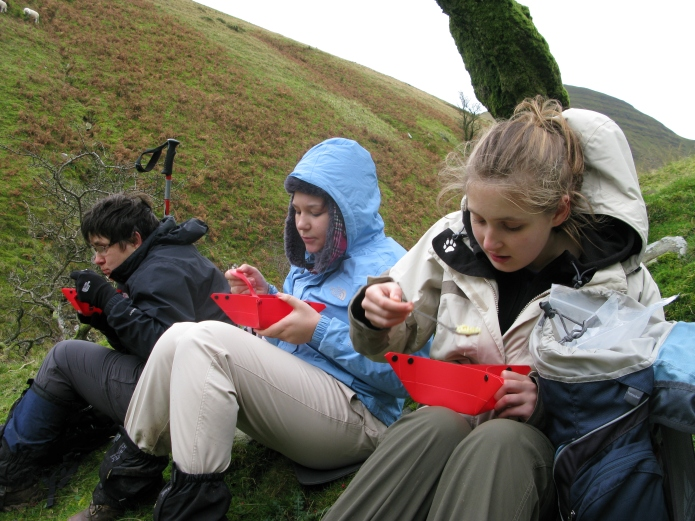 Hiking in the Brecon Beacons in colder months, I ensured that those with me, including two children, had a hot meal for lunch. Not only for a calorific boost, but it does wonders if spirits are flagging.