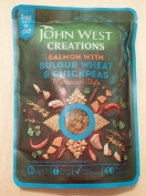 One of the John West Creations range, the others are equally as tasty. This 180g pouch provides 300 kcal