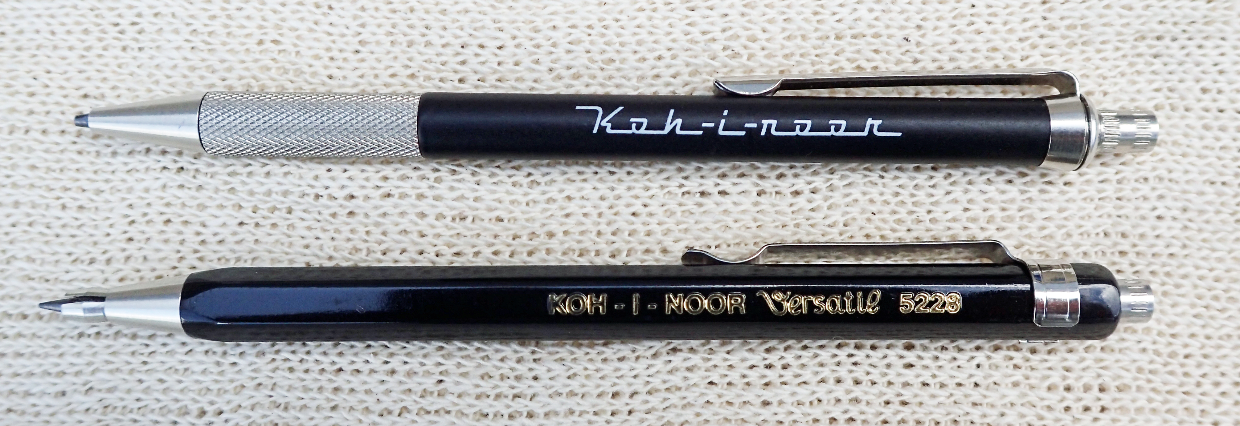 KOH-I-NOOR Automatic 5608 Mechanical pencil for notebook with metal...