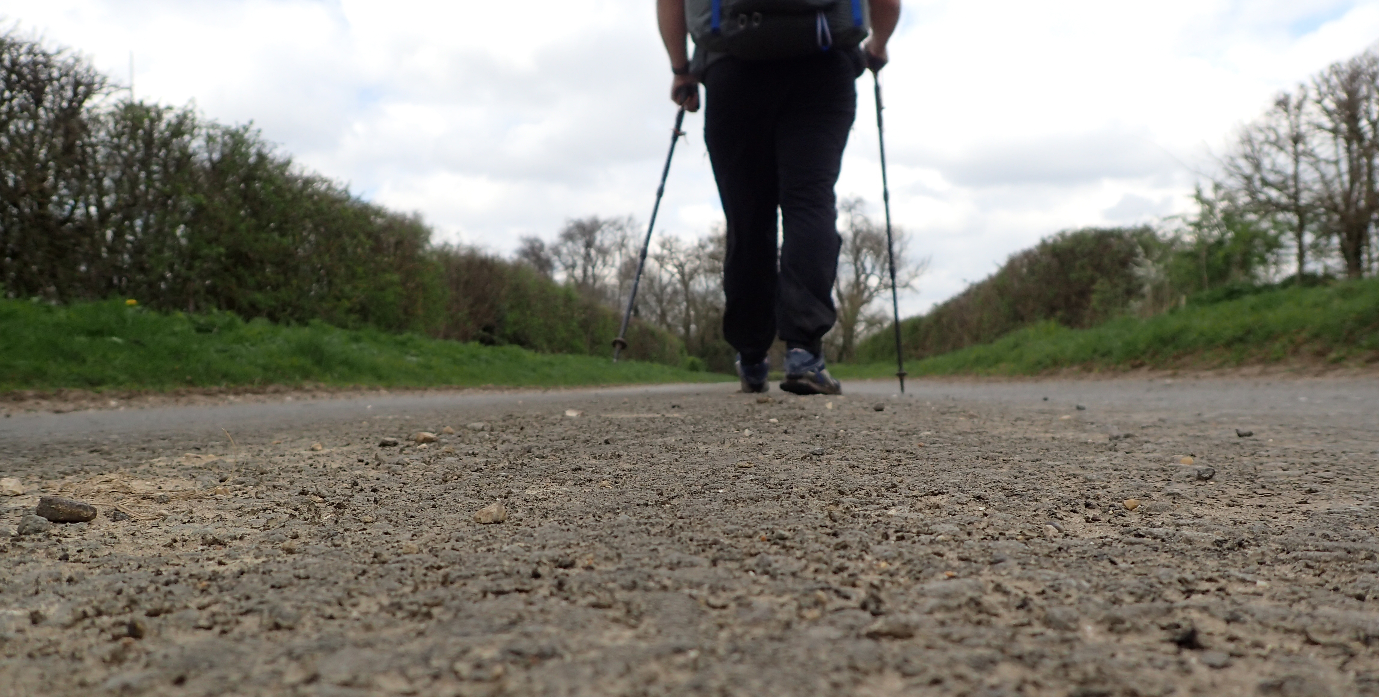 Walking the Peddars Way