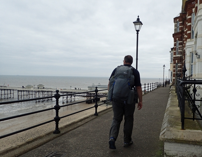 The Peddars Way and Norfolk Coast Path ends at Cromer Pier. Much of this popular resort town is Edwardian in age and flavour