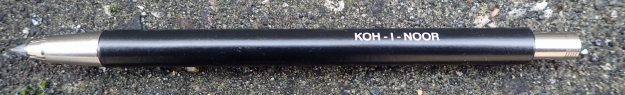 Kol-I-Noor clutch pencil for 3.8mm leads