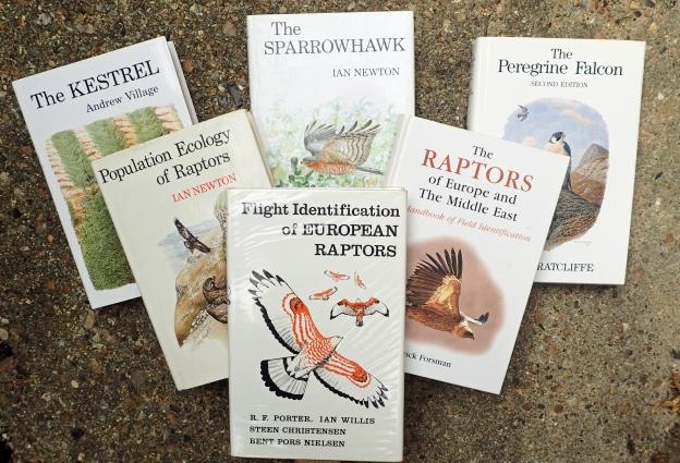 Raptors- specialist guides