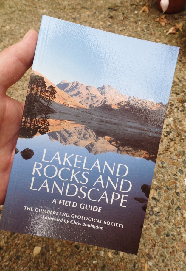 Lakeland Rocks and Landscape by the Cumberland Geological Society