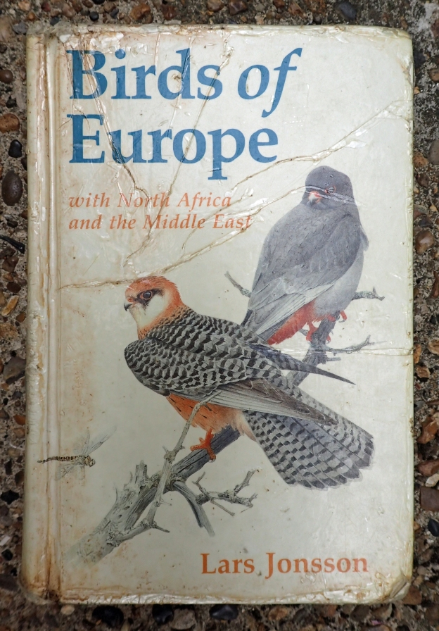 Birds of Europe with North Africa and the Middle East by Lars Jonsson