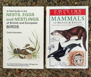 Collins have periodically renewed and refreshed their most popular natural history books. I have certainly never purchased every one, but every few years am tempted to the shelves of the nearest Waterstones to buy the latest version of a favourite