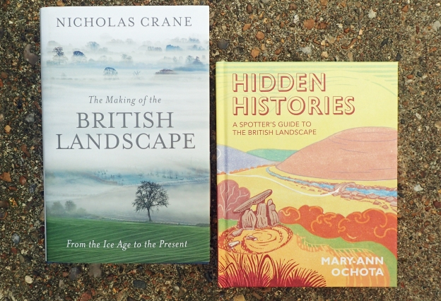 Two very different books on the making of a landscape