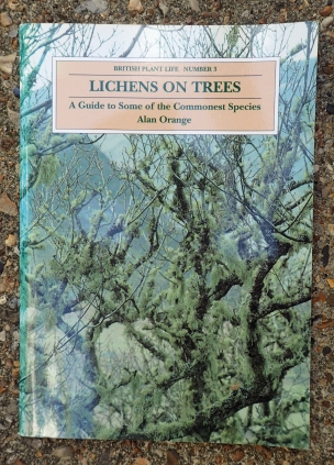 This is a good complimentary volume to a guide to trees. Published in 1994, Lichens of Trees is one of a series of booklets produced by the Department of Botany of the National Museum of Wales