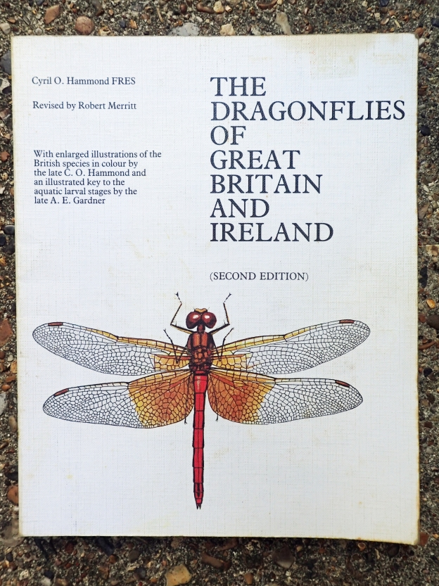 Harley book on Dragonflies of Great Britain and Ireland