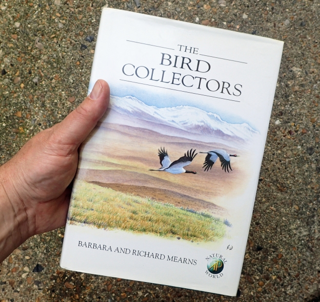 The Bird Collectors by Barbara and Richard Mearns