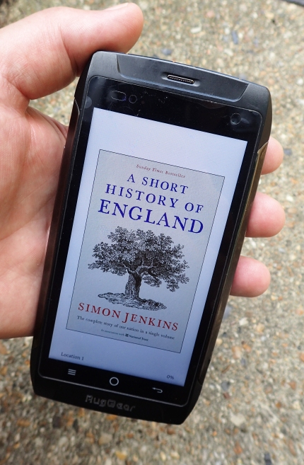 A handy, one volume 'aide memoire' is A Short History of England. Simon Jenkins brings his journalistic skills to distilling down centuries of convoluted, complicated and contentious history into just a few hundred pages. Light on social history, big on monarchy, this book still works well as a continual read in simple language