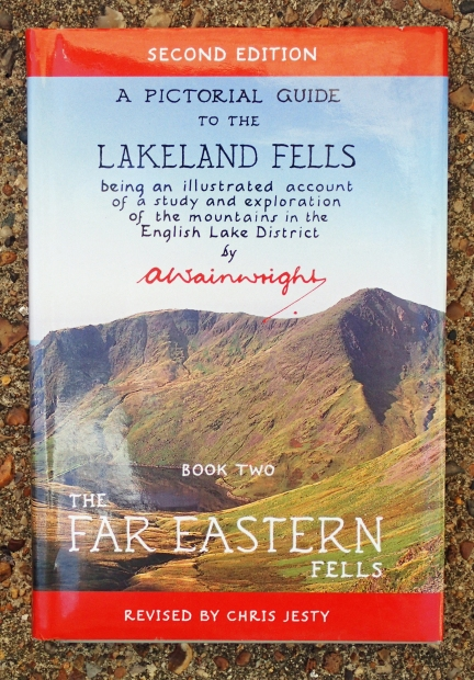 Ill Bell and Kentmere are shown on the cover of 'The Far Eastern Fells' guide