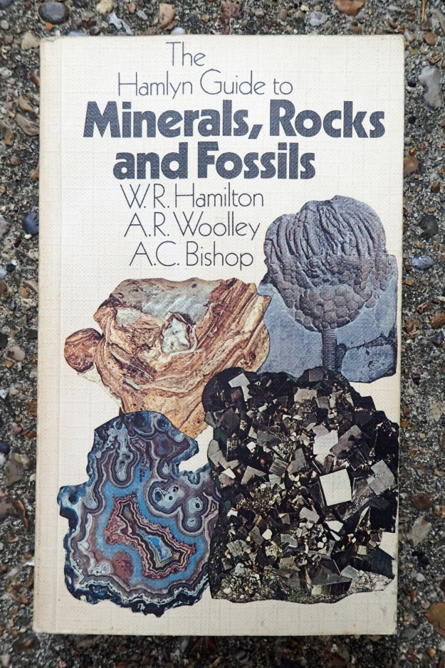 The Hamlyn Guide to Minerals, Rocks and Fossils. First published 1974, this is the 1980 reprint. 320pp