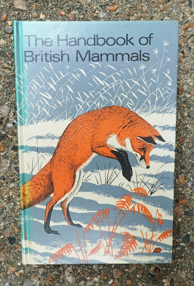 The Handbook of British Mammals. Corbet and Southern