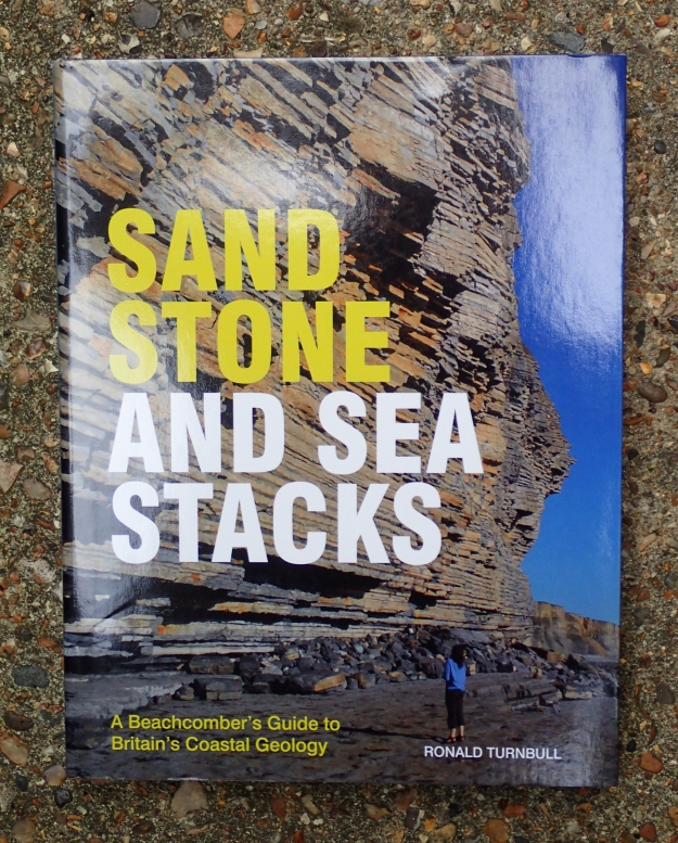 If you enjoy a ramble up the mountains with Ronald Turnbull, why not go and dip your toes in the sea with him with another of his books- Sand Stone and Sea Stacks does an admirable job of looking at how the sea has shaped and continues to shape and create the coastline encircling our island