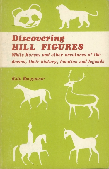 This little book from Kate Bergamar is an early Shire Publication from 1972. I don't think I bought it as a niper, it was much more likely to have been one of my parents. It went some way to explaining the hill figures we would see from the car on holidays. A number of errors are present in its text though