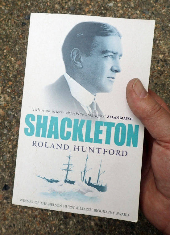 There have been many accounts of Shackelton's life and expeditions by both expedition memembers and later historians. Possibly the best biography of the man himself though, was by Roland Huntford