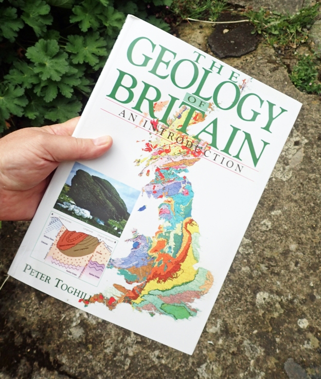 The Geology of Britain by Peter Toghill