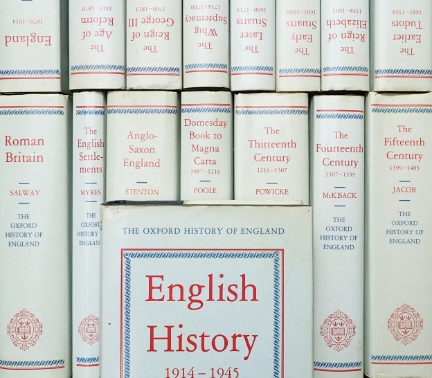 Oxford English History