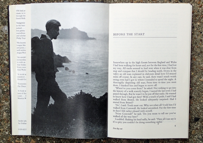 A Journey through Britain- the beginning
