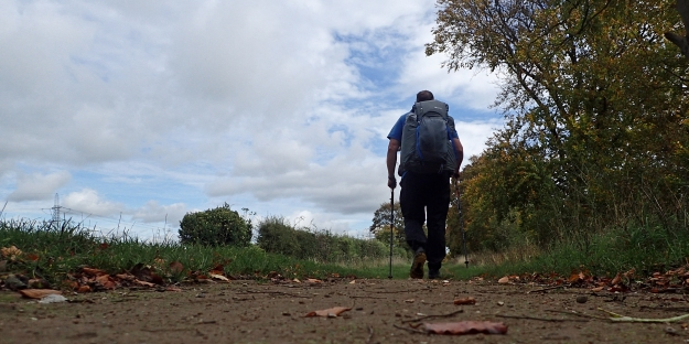Day two on the Icknield Way Trail for Three Points of the Compass