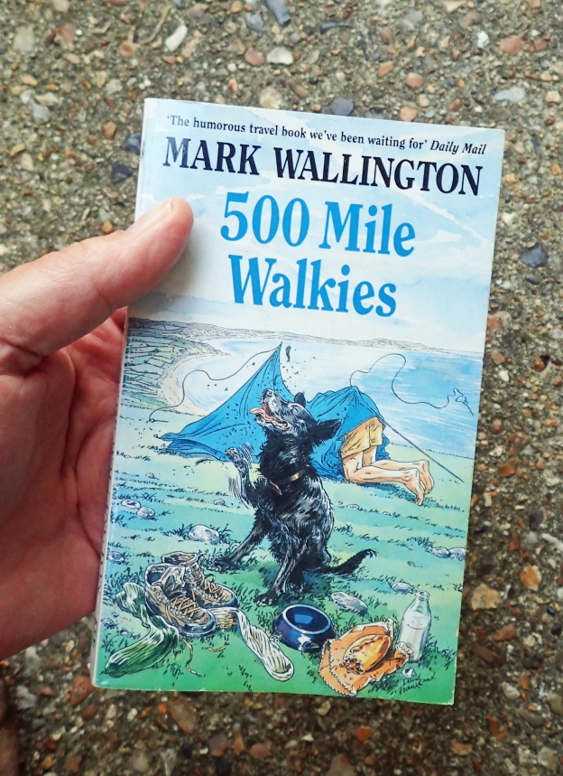 Mark Wallington's account of a 1980s walk round, what was then, Britain's longest coastal footpath- 'from Somerset to Devon, from Cornwall to Dorset'