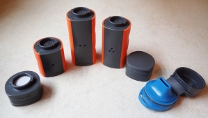 Replacement elements of the MUV water filter can be purchased independently